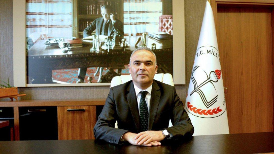 İl Milli Eğitim Müdürümüz Dr. Ahmet YILDIRIM´ın 12 Mart Mesajı
